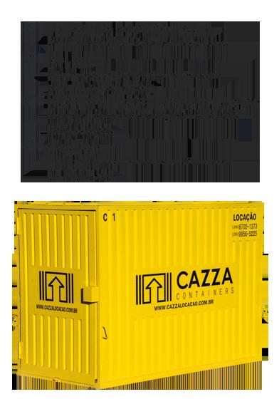 Cazza Containers - Locação de Containers